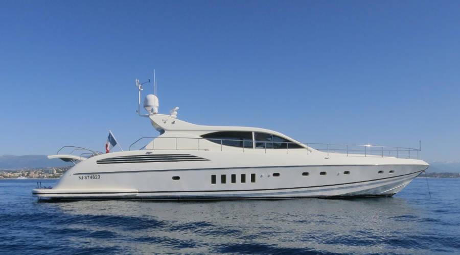 Leopard 24 - Yacht